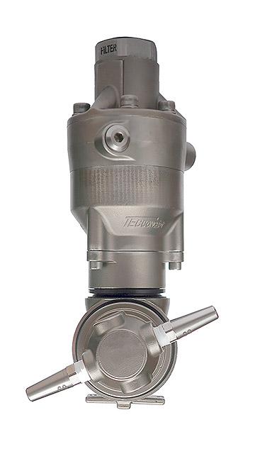 Tête de lavage haute pression TEC Concept
